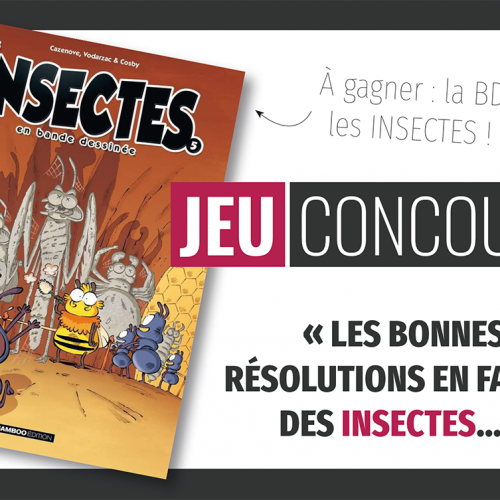 concours Facebook bd insectes CBNFC-ORI